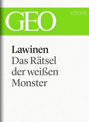Lawinen: Das Rätsel der weißen Monster (GEO eBook Single)