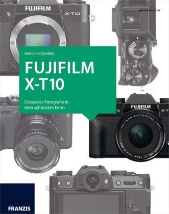Kamerabuch Fujifilm X-T10