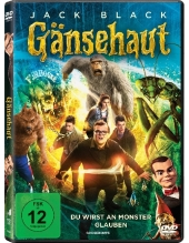Gänsehaut, 1 DVD + Digital UV Cover