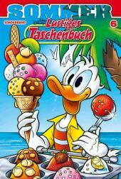 Lustiges Taschenbuch Sommer-Sonderband Cover