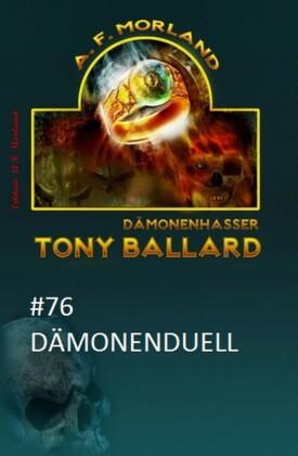Tony Ballard, Dämonenduell