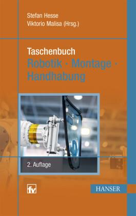 Taschenbuch Robotik - Montage - Handhabung