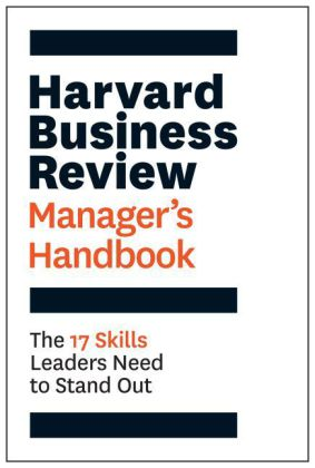 Harvard Business Review Manager's Handbook
