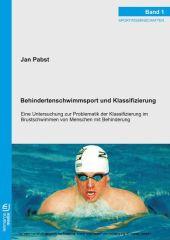 Behindertenschwimmsport und Klassifizierung