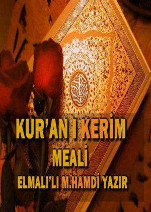 Kur'an- Kerim Meali