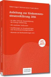 Anleitung zur Einkommensteuererklärung 2016 Cover
