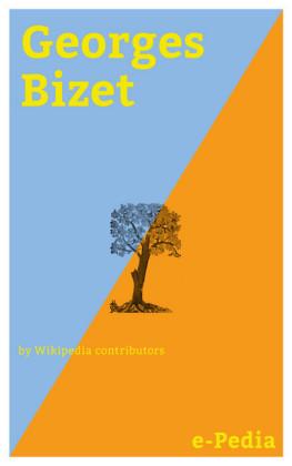 e-Pedia: Georges Bizet