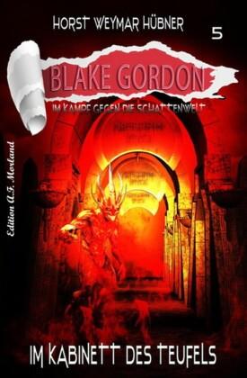 Blake Gordon, Im Kabinett des Teufels