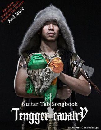 Tengger Cavalry Guitar Tab Songbook