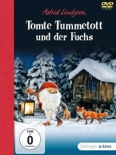 Tomte Tummetott und der Fuchs, 1 DVD Cover