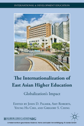The Internationalization of East Asian Higher Education