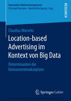 Location-based Advertising im Kontext von Big Data