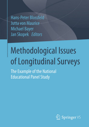 Methodological Issues of Longitudinal Surveys