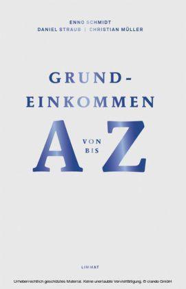 Grundeinkommen von A bis Z