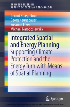 Integrated Spatial and Energy Planning
