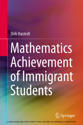 Mathematics Achievement of Immigrant Students