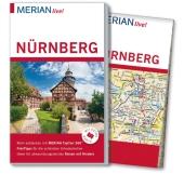 MERIAN live! Reiseführer Nürnberg Cover