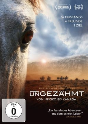 Ungezähmt - Von Mexiko bis Kanada, 1 DVD