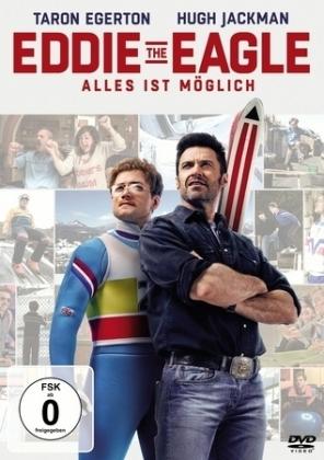 Eddie the Eagle - Alles ist möglich, 1 DVD