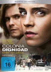 Colonia Dignidad - Es gibt kein Zurück, 1 DVD Cover