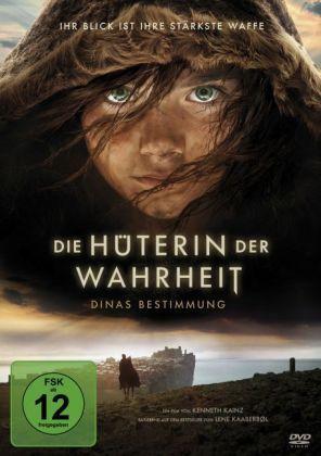 Die Hüterin der Wahrheit - Dinas Bestimmung, 1 DVD
