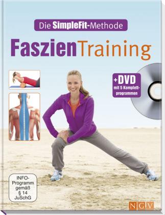 Faszien-Training + 1 DVD mit 5 Komplettprogrammen