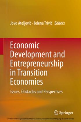 Economic Development and Entrepreneurship in Transition Economies