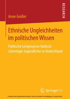 Ethnische Ungleichheiten im politischen Wissen