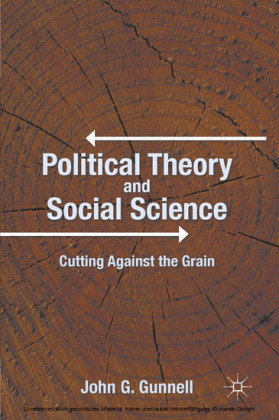 Political Theory and Social Science