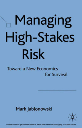 Managing High-Stakes Risk