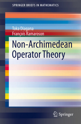 Non-Archimedean Operator Theory