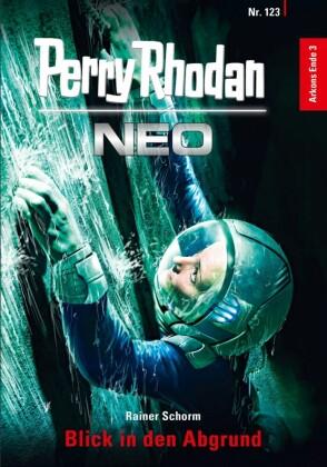 Perry Rhodan Neo 123: Blick in den Abgrund
