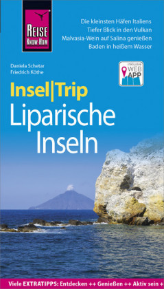 Reise Know-How InselTrip Liparische Inseln