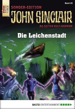 John Sinclair Sonder-Edition - Folge 025