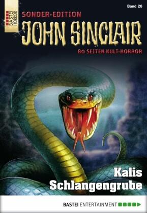 John Sinclair Sonder-Edition - Folge 026
