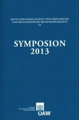 Symposion 2013