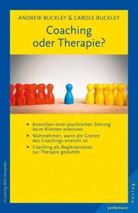 Coaching oder Therapie?