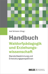 Handbuch Waldorfpädagogik und Erziehungswissenschaft Cover