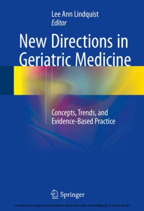 New Directions in Geriatric Medicine