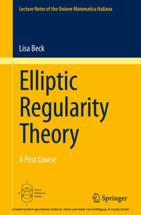 Elliptic Regularity Theory