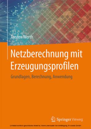Netzberechnung mit Erzeugungsprofilen