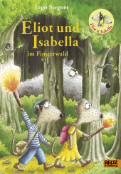 Eliot und Isabella im Finsterwald Cover
