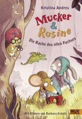 Mucker & Rosine Die Rache des ollen Fuchses Cover