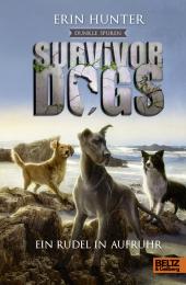 Survivor Dogs - Dunkle Spuren. Ein Rudel in Aufruhr Cover