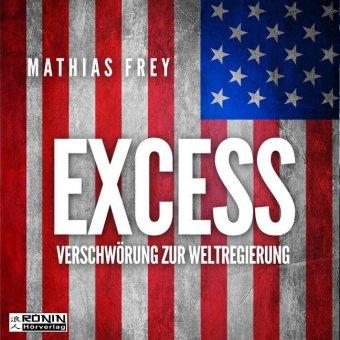 Excess, 2 MP3-CDs