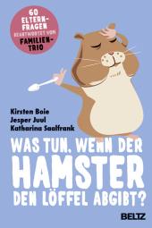 Was tun, wenn der Hamster den Löffel abgibt? Cover