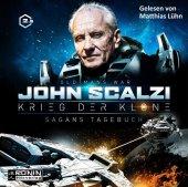 Sagans Tagebuch, Audio-CD