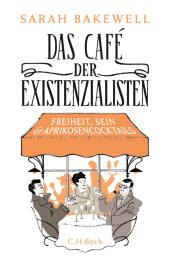 Das Café der Existenzialisten Cover