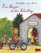 Frau Hoppes erster Schultag Cover