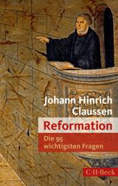 Reformation - Die 95 wichtigsten Fragen Cover